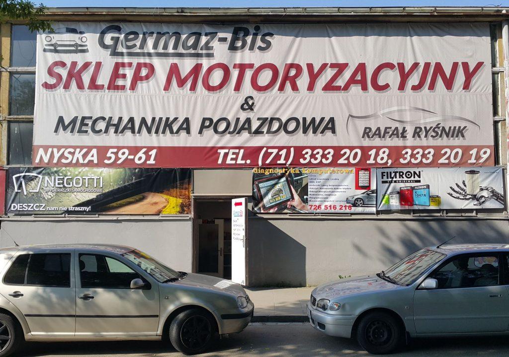części samochodowe Wrocław